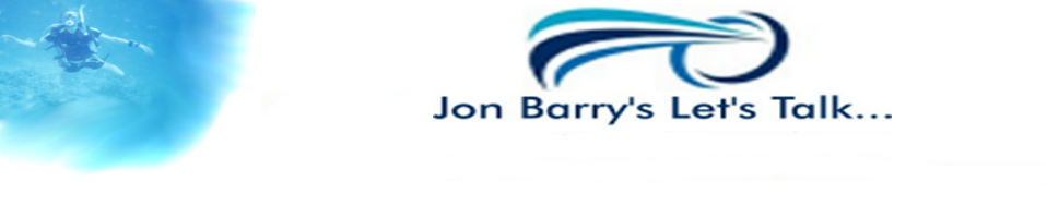 Jon Barry's Let's Talk...